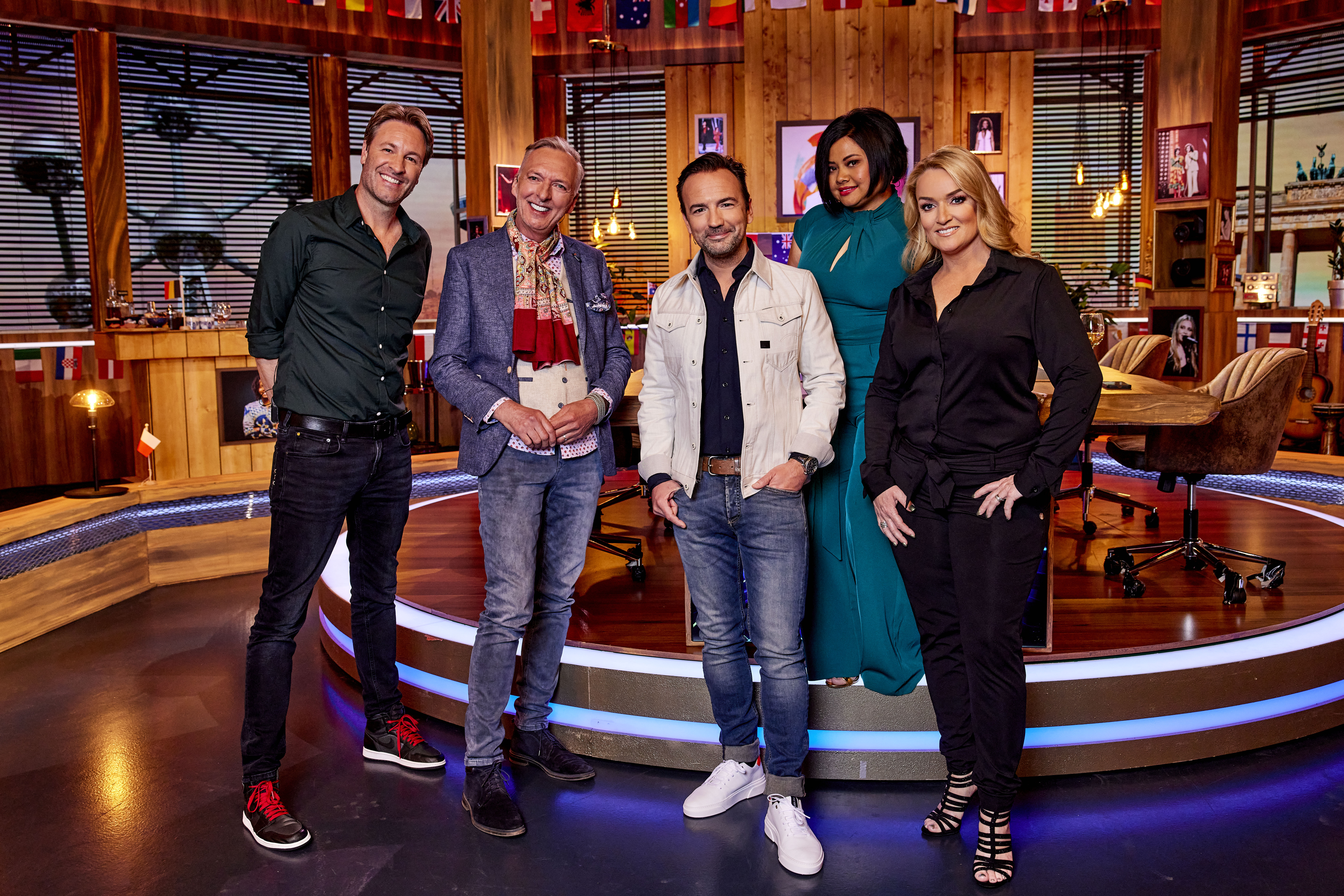 De Radio 10 Songfestivalquiz C William Rutten